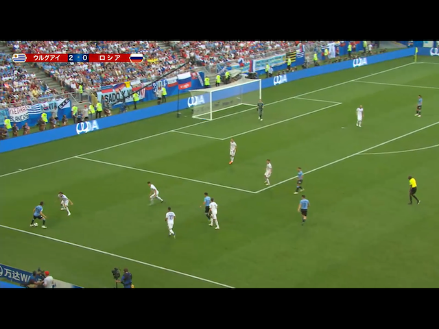 VPN接続を使って海外からTverでサッカーを視聴