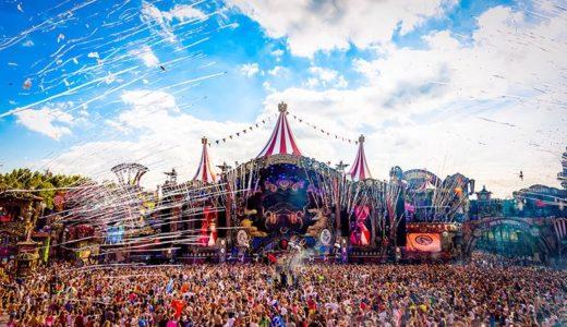 Tomorrowland 2018をライブ配信で視聴する方法!タイムテーブルも大公開!