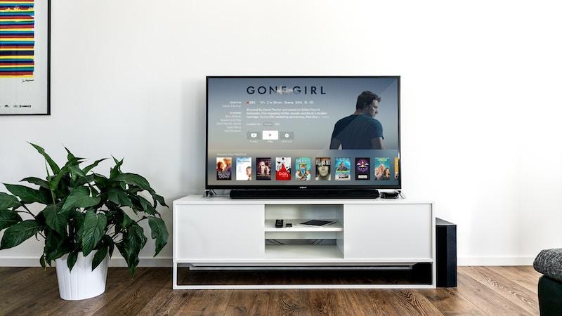 Netflixを視聴