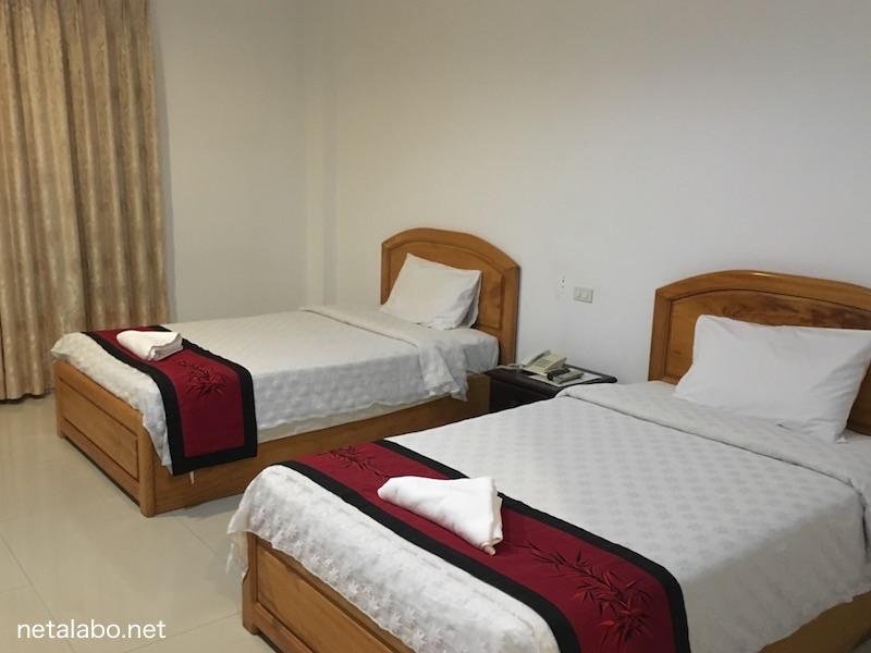 ドウアンプラセウスホテル(Douangpraseuth Hotel)