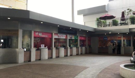 プノンペン国際空港でSIMカードを購入・設定する方法【カンボジア】