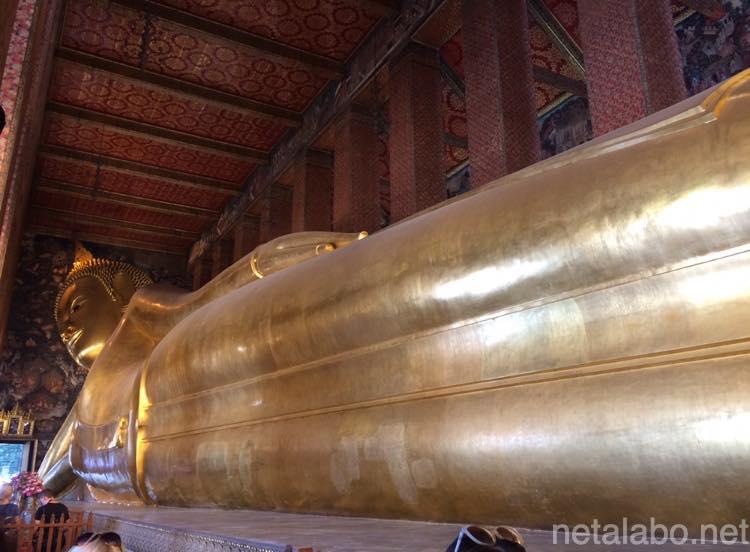 タイ・バンコクのワットポー