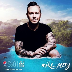 S2O Songkran 2020 Day1 ラインナップ MIKE PERRY