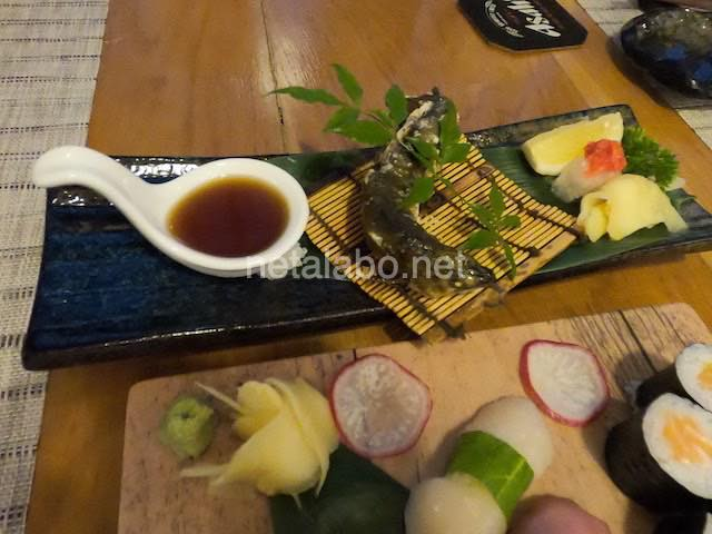 シーナカリン・サムットプラカーンの日本料理レストラン | 和(なごみ)の日本食