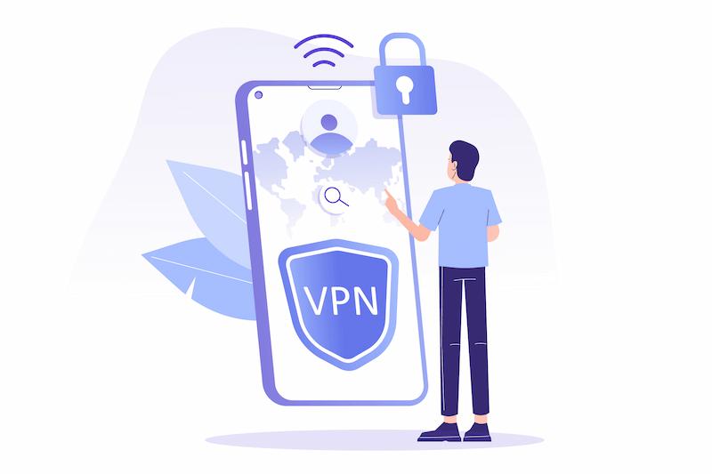 スマートフォンのセキュリティをVPNで強化